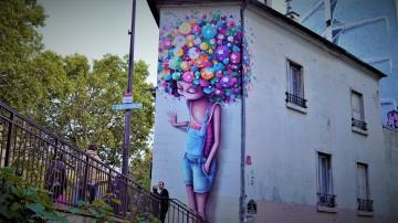 Canal St Martin - Street Art