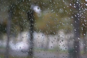La pluie... again