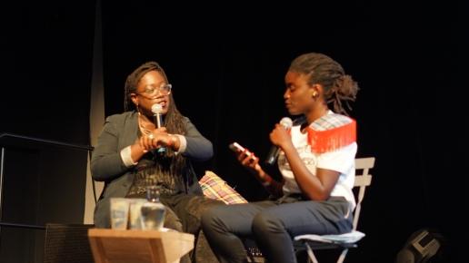 La rentrée du blog L'Afro -Paris mon amour, je te quitte. The-return-to-Salone.com