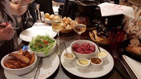 fondue-bourguignonne